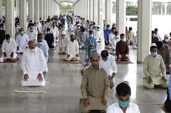 KP govt formulates SOPs for Eid-ul-Azha prayer