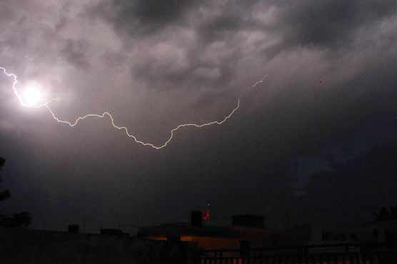 Thundershowers in Upper Punjab, other areas expected on Tuesday