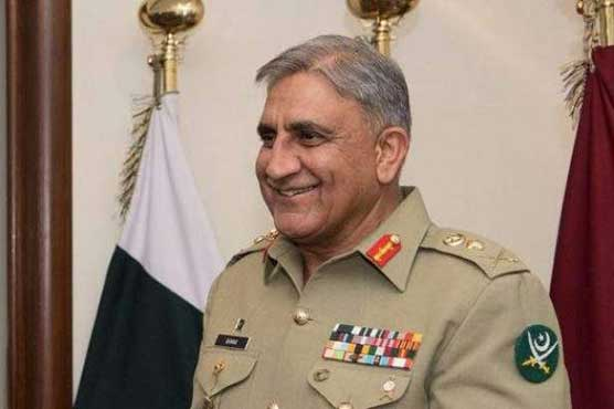 Air Chief calls on COAS Gen Qamar Javed Bajwa