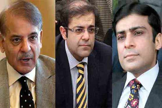 NAB approves corruption references against Shehbaz Sharif and sons