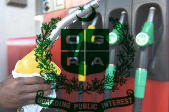 OGRA recommends Rs7 hike in petrol price