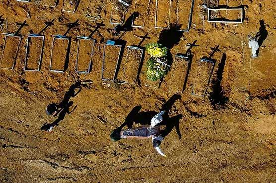 Brazil's Covid-19 death toll tops 90,000