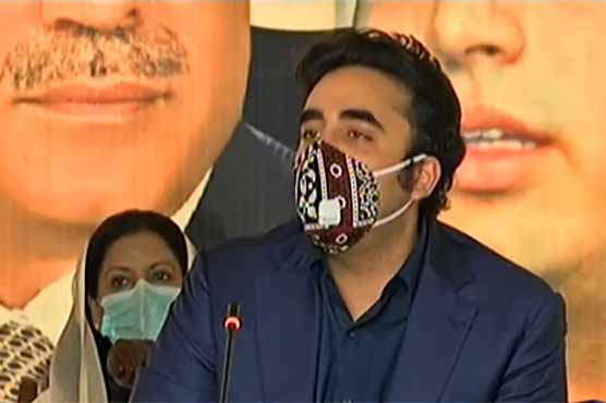 Govt should act conscientiously on FATF legislation: Bilawal