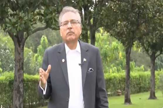 President urges nation to observe SOPs during Eid to contain spread of Coronavirus