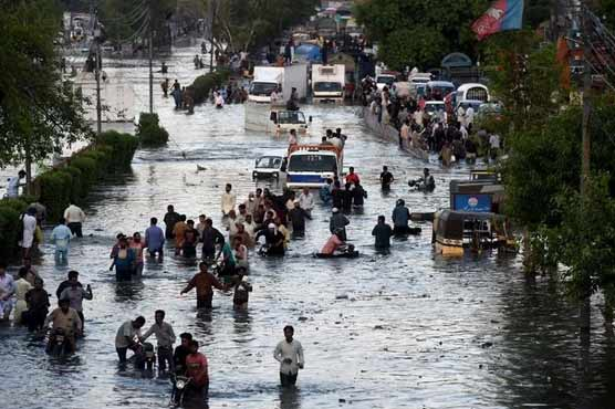 Pak Army called in to grapple with rain-hit Karachi