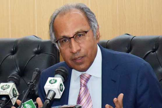 Economic Survey 2019-20: Hafeez Sheikh says GDP down to negative ...