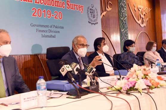 Economic Survey 2019-20: Hafeez Sheikh says GDP down to negative 0.38% due to COVID-19