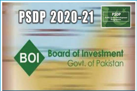 Rs 80 million allocated for BOI in PSDP 2020-21
