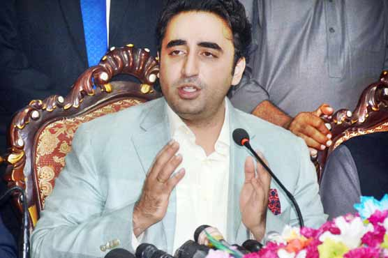 Bilawal Zardari disappointed with PTI Govt's second budget