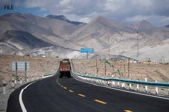 Work begins on CPEC's western route: Murad Saeed