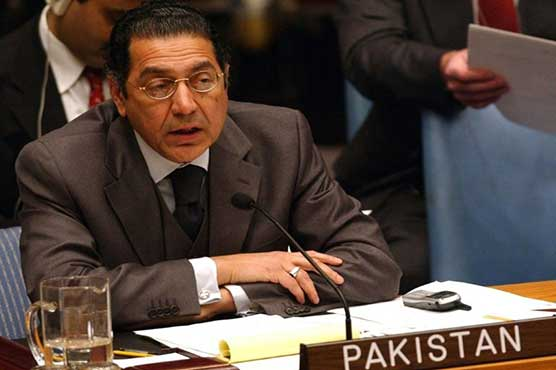 India's election to UNSC not to affect status of Kashmir dispute: Ambassador Akram