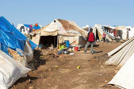 Over one percent of humanity displaced: UN