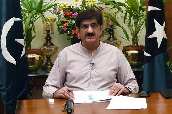 Not right for govt to put its incompetence on COVID-19 pandemic: CM Murad