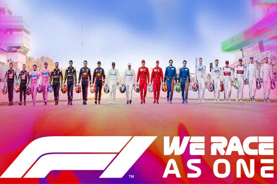 F1 to launches #WeRaceAsOne intiative to tackle 'global inequality'