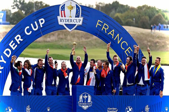 Ryder Cup to be postponed to 2021