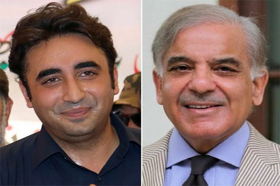 Bilawal, Shehbaz reject federal budget 2020