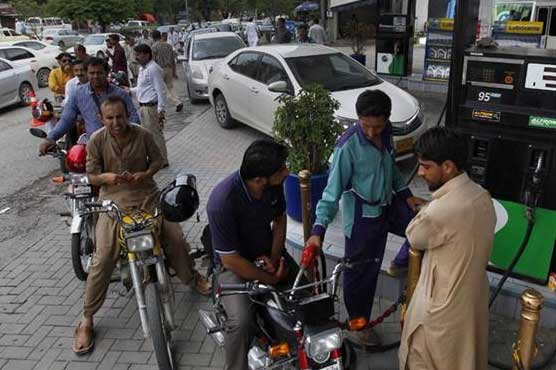 Govt increases petrol price by Rs25.58