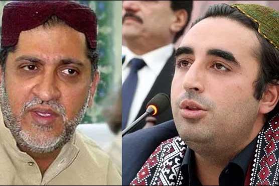 Bilawal Zardari phones Akhtar Mengal, discusses current political situation