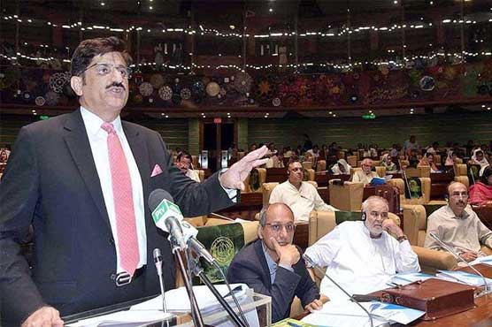Sindh Govt gets Budget 2020-21 approved in half an hour