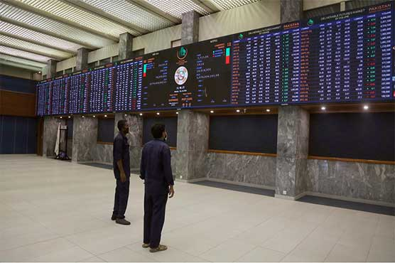 PSX gains 242 points to close at 34,181 points