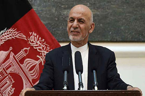 Afghan partial truce to continue with 'full ceasefire' goal: Ghani