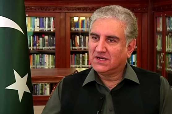 No need to involve U.S. to resolve bilateral issues: FM Qureshi