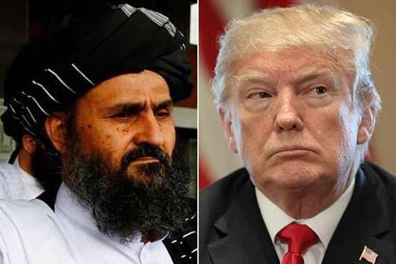 Trump, Taliban leader Baradar discuss peace deal