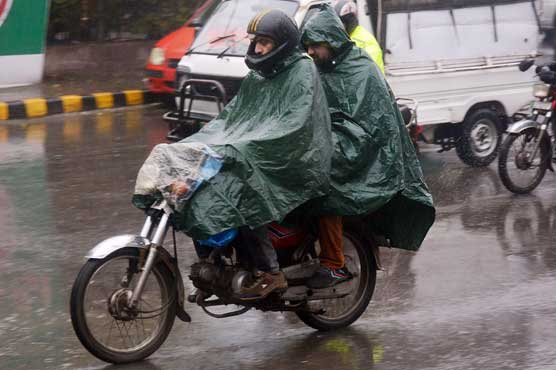 Met Office predicts widespread rains across Pakistan from Thursday