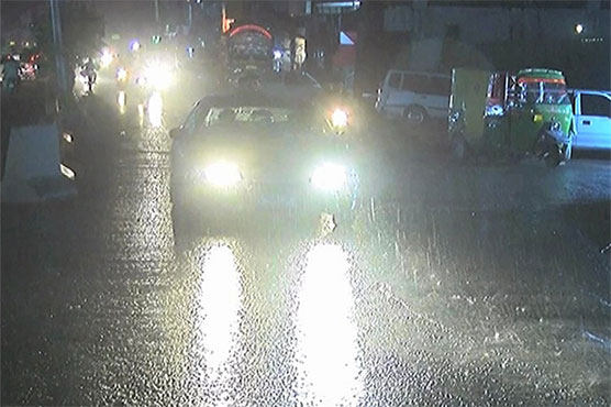 Rain in Lahore, other parts of country turns weather cold