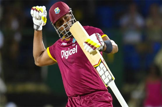 Russell sixathon powers West Indies to series win over Sri Lanka