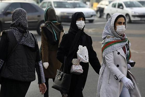 Iran says 15 new coronavirus deaths raise toll to 107