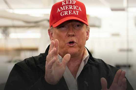 Trump refuses to halt rallies as coronavirus surges