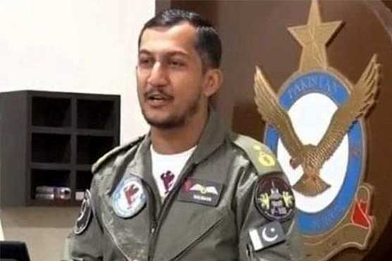 Wing commander embraces martyrdom in F-16 crash near Islamabad's Shakarparian