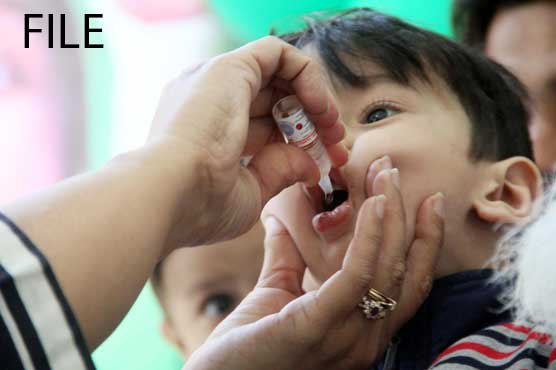 Two cases of Polio reported in Khyber Pakhtunkhwa