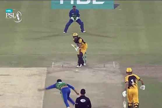 Multan Sultans clinch thrilling victory over Peshawar Zalmi