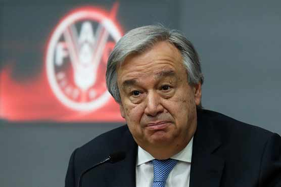 Millions could die if virus allowed to spread unchecked: UN chief