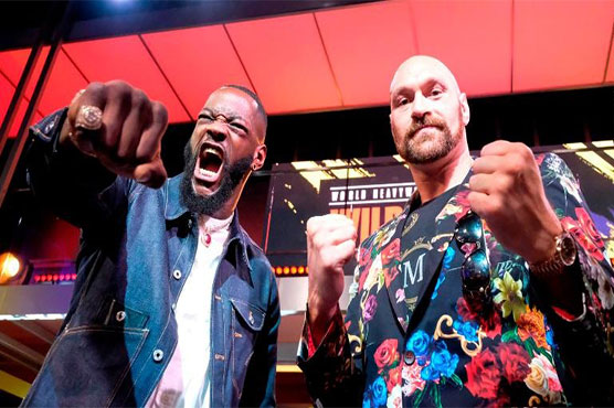 Deontay Wilder-Tyson Fury fight expected to be postponed, report says