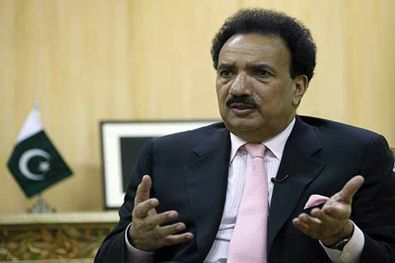 Rehman Malik urges UN Secretary General for removing Pakistan from FATF's grey list