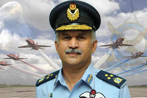 Air Chief donates one month salary in Corona Fund