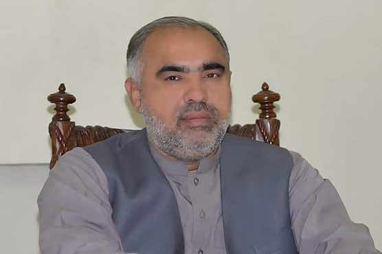 Asad Qaiser donates Rs5 million to provide ration to poor