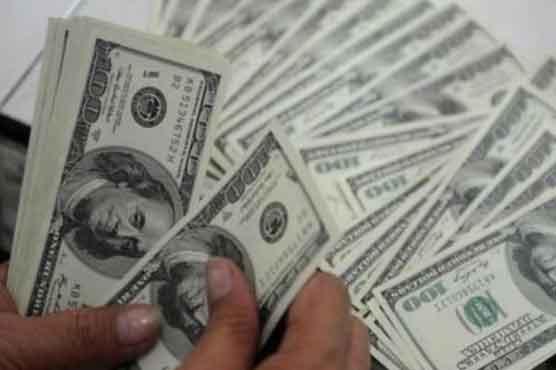 Dollar closes at Rs 165.54 in Interbank