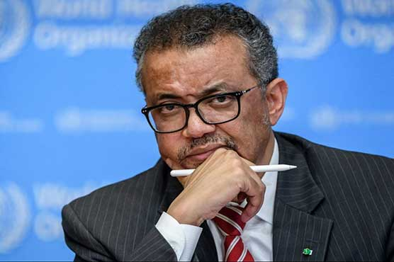 WHO's Tedros: Pandemic remains a public health emergency of worldwide concern