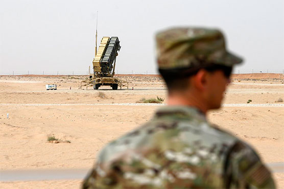 US pulling Patriot missile batteries from Saudi Arabia