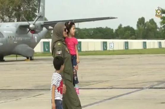 PAF pays tribute to mothers on the eve of Mother's Day