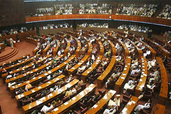 Special NA session today for debating COVID-19 response