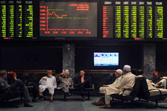PSX gains 16.10 points to close at 33,283.79 points