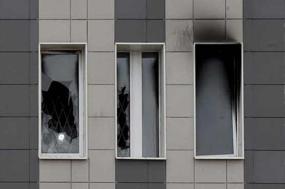 Russia probes ventilators after fires kill 6 in separate hospitals