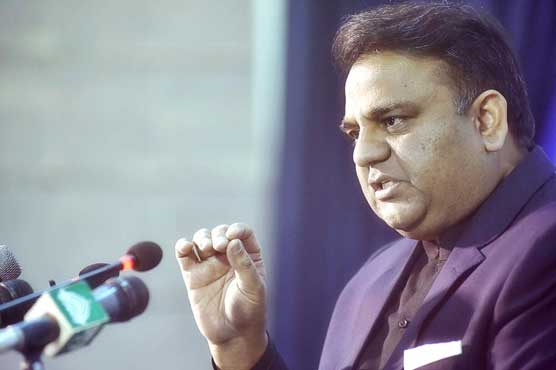 Fawad Ch terms parliamentary sessions a 'waste of time'