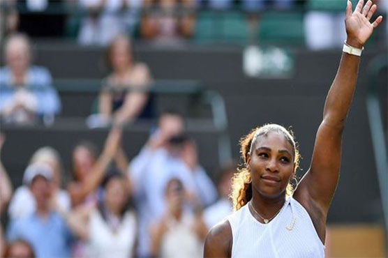 Serena eager to play 'real tennis'