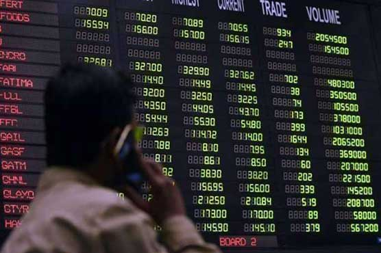 PSX gains 90.02 points to close at 33,693.04 points